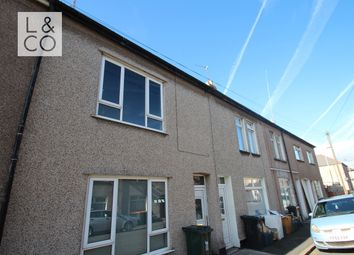 Thumbnail 3 bed terraced house for sale in Portskewett Street, Newport