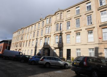Thumbnail 3 bed flat for sale in Kent Road, Glasgow