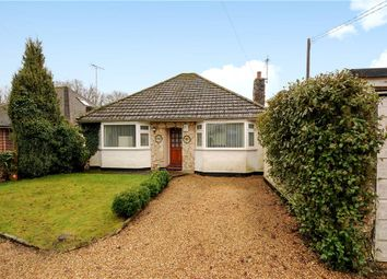 Thumbnail 2 bed detached bungalow for sale in Church Road, Three Legged Cross, Wimborne