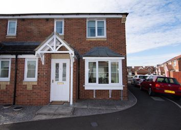 3 bed semi-detached house for sale in Temple Forge Mews, Consett DH8