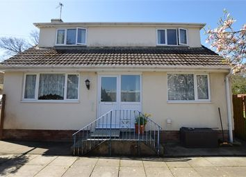Thumbnail 3 bed detached bungalow for sale in Old Newton Road, Heathfield, Newton Abbot, Devon.