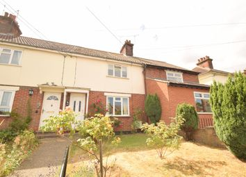 Thumbnail Terraced house for sale in Recreation Road, Haverhill