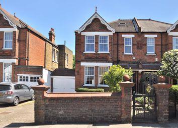 Thumbnail 4 bed semi-detached house for sale in Belmont Parade, Green Lane, Chislehurst