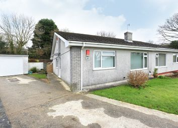Thumbnail 2 bed semi-detached bungalow for sale in Rothbury Close, Plymouth