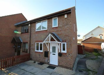 Thumbnail 3 bed end terrace house for sale in Pheasant Close, Dorcan, Swindon