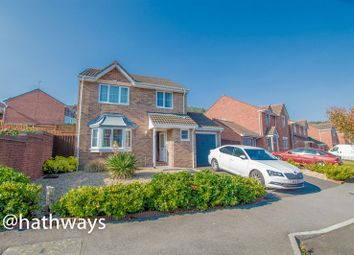 Thumbnail 3 bed detached house to rent in Forest View, Henllys, Cwmbran