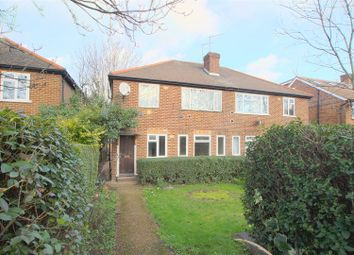 Thumbnail 2 bedroom maisonette to rent in Welland Gardens, Western Avenue, Perivale, Greenford