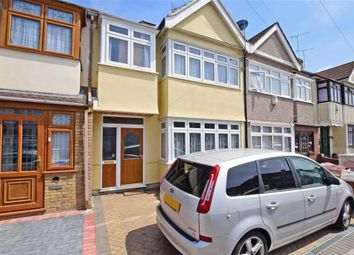 Thumbnail 4 bedroom terraced house for sale in Warley Avenue, Dagenham, Essex