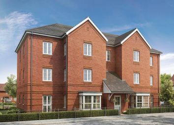 "Thumbnail 2 bedroom flat for sale in ""Dilkes House Apt."" at Hospital Hill, Aldershot"