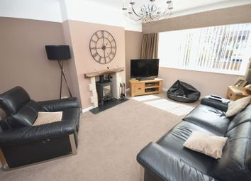 Thumbnail 3 bed semi-detached house for sale in Lambourn Avenue, Cronton, Widnes
