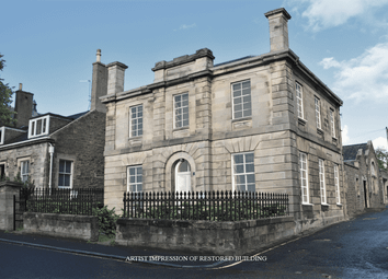 Thumbnail 2 bed flat for sale in The New Station, Hope Street, Lanark