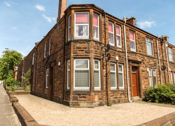 Thumbnail 1 bed flat for sale in Dick Road, Kilmarnock