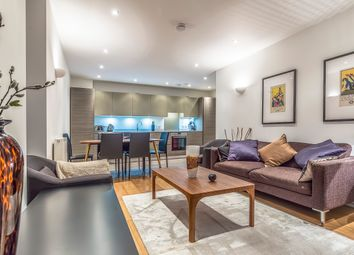 Thumbnail 3 bed flat to rent in Sotherby Court, 43 Sewardstone Road, London