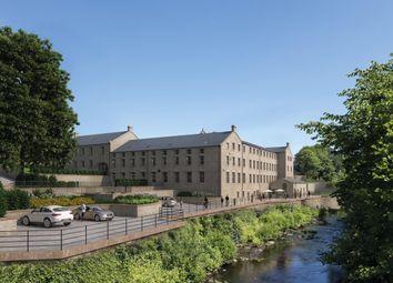 Thumbnail 2 bed flat for sale in Glasshouses Mill, Glasshouses, Harrogate