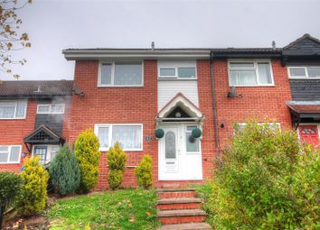 Thumbnail 3 bed terraced house for sale in Crowthorns, Rugby