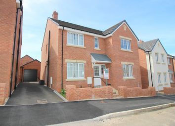 5 bed detached house for sale in Ffordd Y Draen, Coity, Bridgend County. CF35