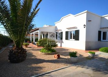 Thumbnail 4 bed villa for sale in Cales Piques, Ciutadella De Menorca, Balearic Islands, Spain