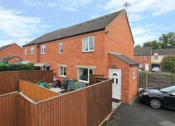 Thumbnail 1 bed end terrace house for sale in Blackthorn Close, Hereford
