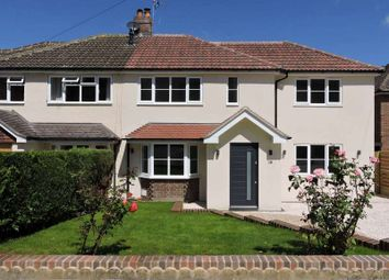 Thumbnail 4 bed semi-detached house to rent in Strathcona Avenue, Bookham, Leatherhead