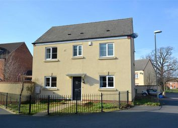 Thumbnail 3 bed detached house for sale in Northwood Drive Kingsway, Quedgeley, Gloucester