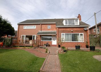 Thumbnail 4 bed detached house for sale in Lintzford Road, Rowlands Gill