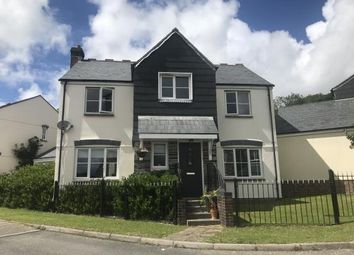 Thumbnail 4 bed detached house for sale in Bodmin, Cornwall, England