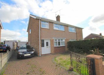 Thumbnail 3 bed semi-detached house for sale in Springfield Drive, Buckley, Flintshire