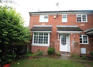 Thumbnail 2 bed property to rent in Somersby Close, Luton