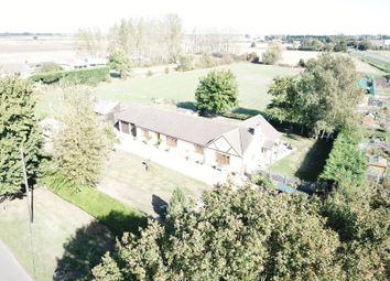 Thumbnail 4 bed bungalow for sale in Meadow Drove, Bourne