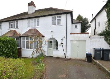 Thumbnail 4 bedroom semi-detached house for sale in Blenheim Road, Moseley, Birmingham