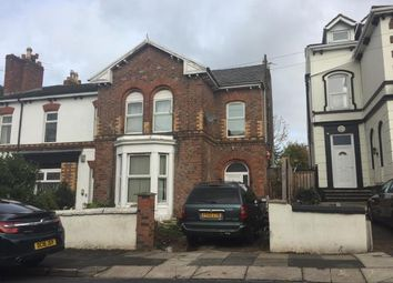 Thumbnail 5 bed town house for sale in 34 Elm Grove, Birkenhead, Merseyside