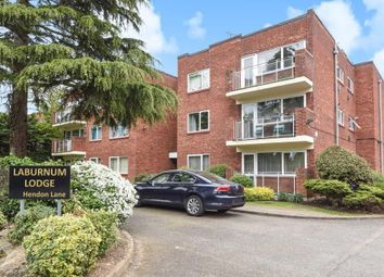 Thumbnail 4 bedroom flat to rent in Laburnum Lodge, Hendon Lane, Finchley