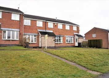 Thumbnail 2 bed town house for sale in Chitterman Way, Markfield