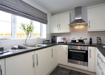 Thumbnail 4 bed detached house for sale in The Waterford, Holy Well Lane, Crook, County Durham