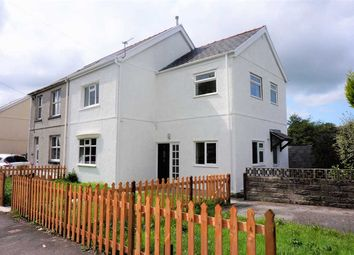 Thumbnail 3 bed semi-detached house for sale in Bethania Road, Tumble, Llanelli