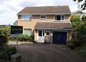 Thumbnail 4 bed detached house for sale in Winston Avenue, Poole