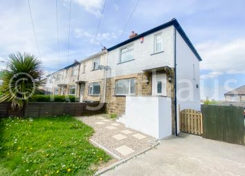 Thumbnail 3 bed end terrace house to rent in Briardale Road, Bradford