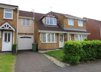 Thumbnail 3 bed property to rent in Burchnall Road, Thorpe Astley, Leicester