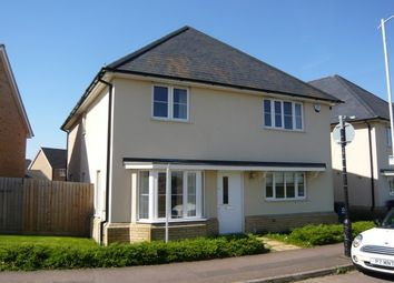 Thumbnail 4 bed property to rent in Hogsden Leys, St. Neots