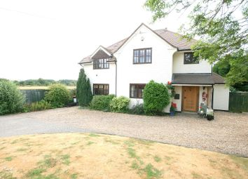 Thumbnail 5 bed detached house for sale in Old Police Station, Stanbridge, Beds.