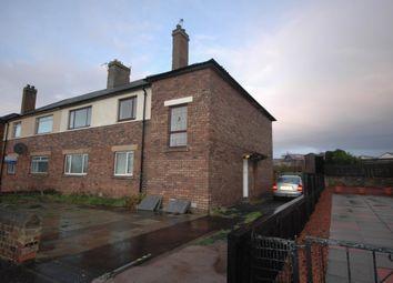 Thumbnail 3 bedroom flat to rent in New Hunterfield, Gorebridge