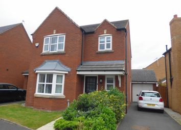 Thumbnail 3 bed detached house for sale in Ellington Way, Lea Green