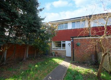 Thumbnail 3 bed end terrace house for sale in Stourton Avenue, Hanworth, Feltham