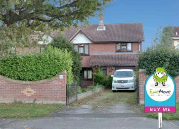 Thumbnail 4 bed semi-detached house for sale in Salterns Lane, Fareham