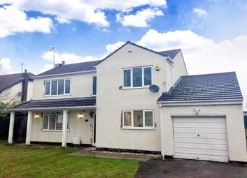 Thumbnail 4 bed detached house for sale in Rugby Road, Binley Woods, Coventry