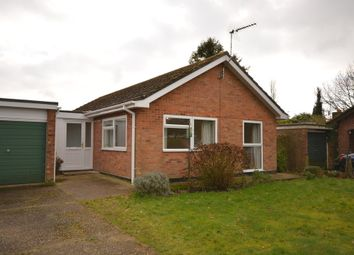 Thumbnail 3 bedroom detached bungalow for sale in Woodfields, Stradbroke, Eye