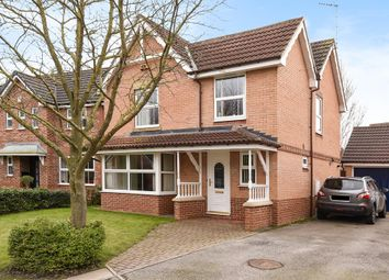 Thumbnail 4 bed detached house for sale in Hunters Row, Boroughbridge, York