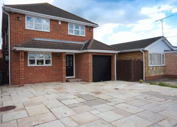 Thumbnail 4 bed detached house for sale in Beach Road, Canvey Island