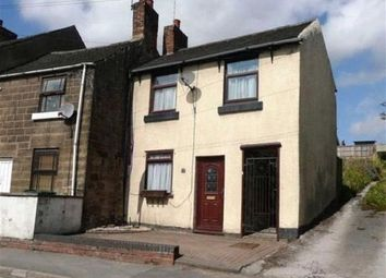 Thumbnail 2 bed end terrace house for sale in Orchard Cottages, Nottingham Road, Belper