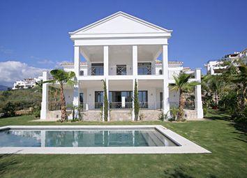 Thumbnail 4 bed villa for sale in Spain, Andalucía, Málaga, Benahavís